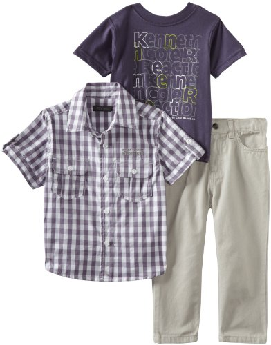 Kenneth Cole Little Boys' 3 Piece Set