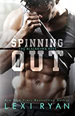 Spinning Out (The Blackhawk Boys Book 1)