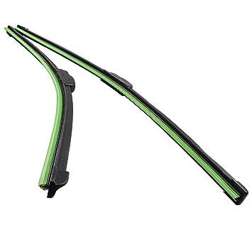 24 inch ventana parabrisas parabrisas trasero brazo del limpiaparabrisas y Blade Set: Amazon.es: Coche y moto