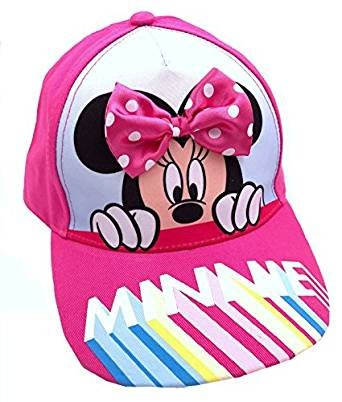 Baseball Cap - Disney - Minnie Mouse 3D Bow Hat Accessory Innovations
