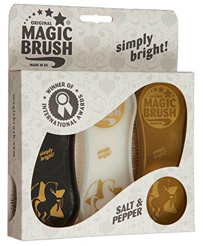 Magic Brush Set Salt und Pepper, Kerbl 328274