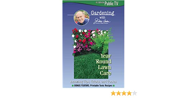 Amazon com: Jerry Baker: Year Round Lawn Care: Jerry Baker: Movies & TV