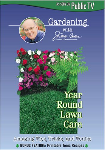Jerry Baker: Year Round Lawn Care by E1 ENTERTAINMENT