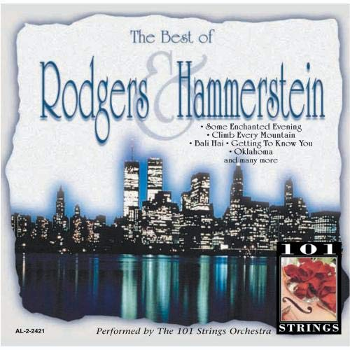 Best Of Rodgers & Hammerstein - Strings Orchestra