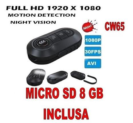Mando a distancia espía video falso Full HD 1920 x 1080P ...