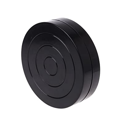 "4.5"" Diameter Pottery, Sculpting Wheel (PlasticTurntable) detail review"