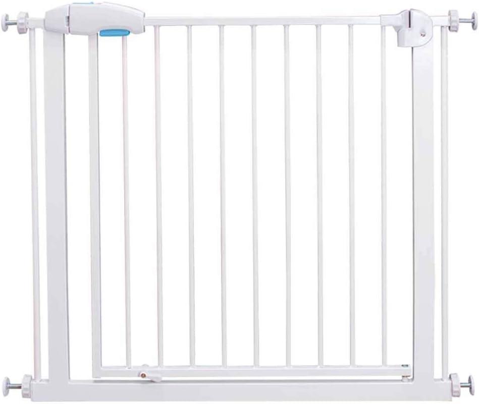 育児 ベビーゲート 赤ちゃんの安全ゲート/ペットゲート/階段門、簡単にオープン&オートクローズ、ドアーズ/廊下/階段に適合 ベビーフェンス (Size : 96-102cm)
