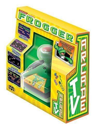 (Frogger Plug It In and Play TV Arcade)