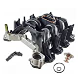 expedition intake manifold - Upper Intake Manifold w/ Gaskets for Ford E-Series F-Series Pickup Truck 5.4L V8