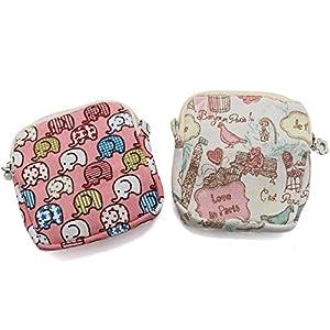 MAISHO 2 Pack Sanitary Napkins Bag Sanitary Pad Pouch