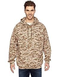 Code V Camouflage Hoodie Sweatshirt Pullover 3969