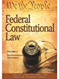 Cases and Materials on Federal Constitutional Law, Thomas H. Odom and Lee J. Strang, 1422428893