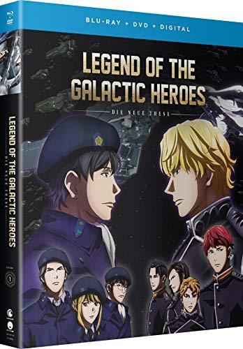 Legend of the Galactic Heroes: Die Neue These – Season One [Blu-ray]