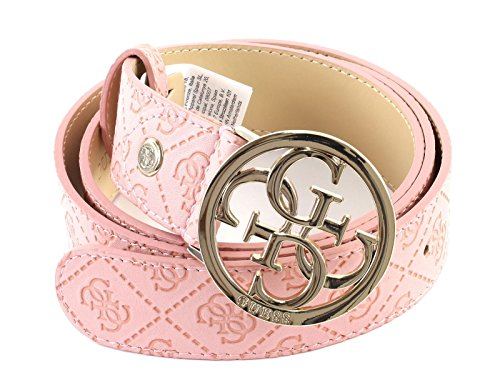 Logo Ceinture Rayna Guess Rose Multicolore Femme qT8nFwtd