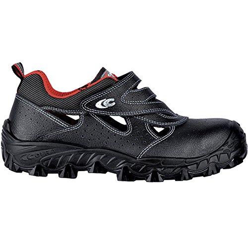 Cofra FW190-000.W39 New Persian S1 P SRC Chaussures de sécurité Taille 39 Noir