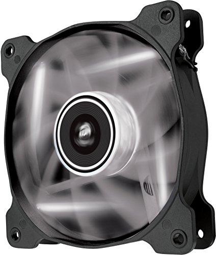 Corsair  Air Series SP 120 LED White High Static Pressure Fan Cooling - single pack