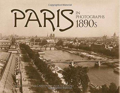 Download Paris in Photographs, 1890s (Calla Editions) pdf