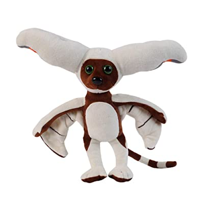 D-Khaleesi The Last Airbender Avatar Appa Momo Figure Animal Toys Plush Doll Xmas Gift - Momo: Toys & Games