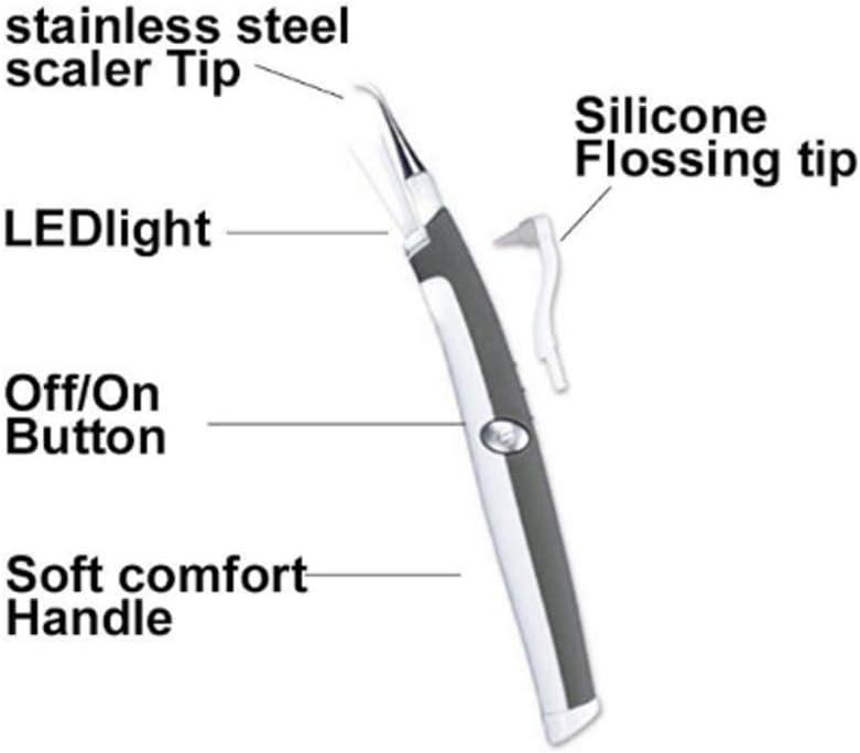 LNNL - Productos de higiene dental de base para uso doméstico, eliminación de placa, descalcificador, herramientas de limpieza de dientes en profundidad: Amazon.es: Salud y cuidado personal