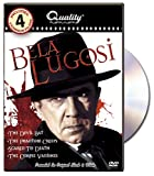 Bela Lugosi 4 Movie Feature (The Devil Bat / The Phantom Creeps / Scared To Death / The Corpse Vanishes)