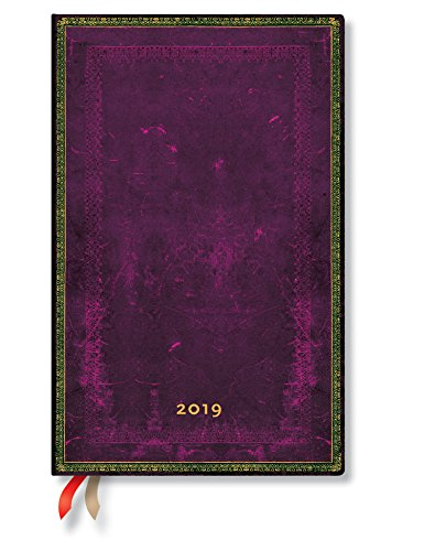 Paperblanks 2019 Maxi Week-at-A-Time Planner (Cardovan)