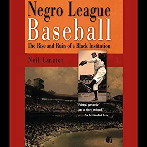 Negro League Baseball Audiobook