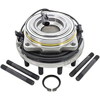 SKF BR930551 Wheel Bearing and Hub Assembly