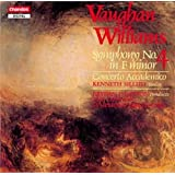 Ralph Vaughan Williams: Symphony No. 4 / Concerto Accademico for Violin & String Orchestra - Bryden Thomson