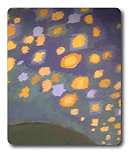 fellowes mouse pad wrist rest Awesome Stars Cool PC Custom Mouse Pads / Mouse Mats Case Cover