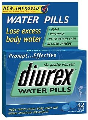 Diurex Water Pills 42 Tabs