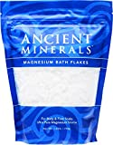 Ancient Minerals 750g magnesium bath flakes, 1.65 Pound