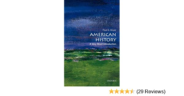 Amazon american history a very short introduction very short amazon american history a very short introduction very short introductions ebook paul s boyer kindle store fandeluxe Gallery