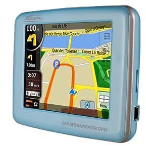 Takara GP30 - Navegador GPS con mapas de Europa (( 3.5  pulgadas))