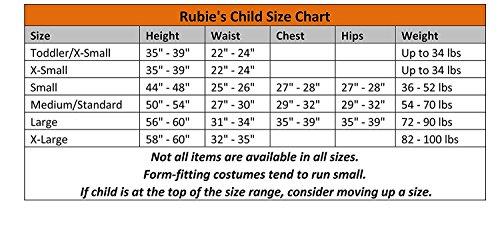 Camo Trooper Value Costume, Child's Medium