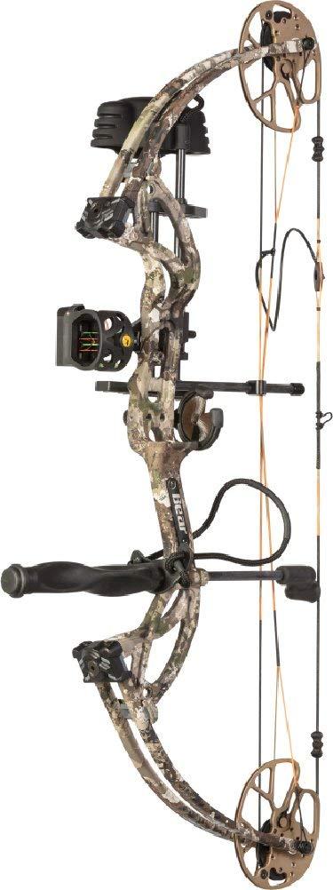 Escalade Sports Bear Archery Cruzer G2 Rth Package Lh 12-30'' 5-70 Lbs Veil Stoke