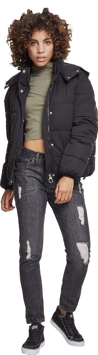 Urban Classics Womens Ladies Boyfriend Puffer Jacket