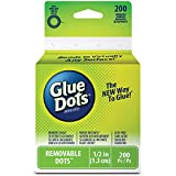GLUE DOTS INTERNATIONAL 08248 Remove Adhesive Roll,200pc