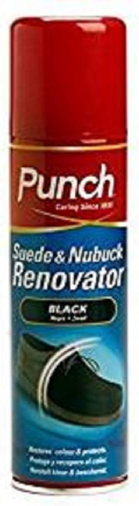 Punch Suede \u0026 Nubuck Renovator Spray