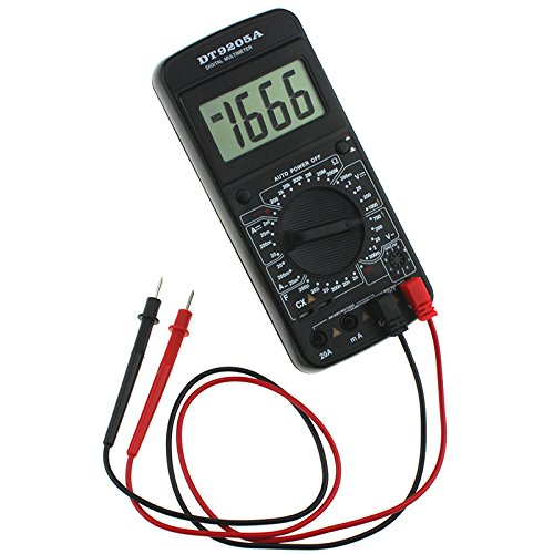 CoCocina DT-9205A Digital AC DC LCD Professional Electric Handheld Tester Multimeter
