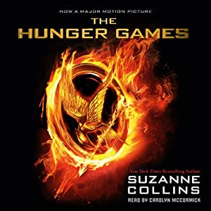 The Hunger Games Audiobook by Suzanne Collins Narrated by Carolyn McCormick