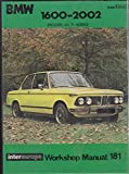 BMW 1600/ Ti, 2002/ Ti Workshop Manual