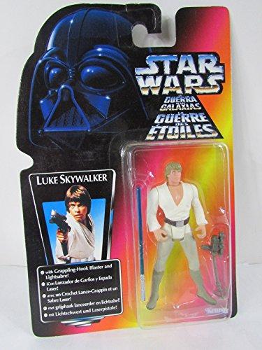 Star Wars Power of the Force Luke Skywalker Action Figure ()
