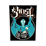 GHOST RANA1CKENAUFN?HER / BACKPATCH #1 OPUS EPONYMOUS By GHOST (0001-01-01)