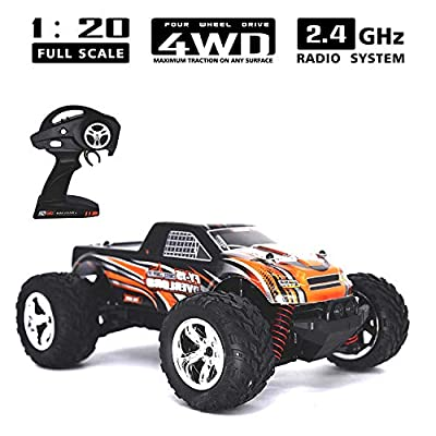 Tecesy RC Truck 1:20 Full Scale 4WD Off Road