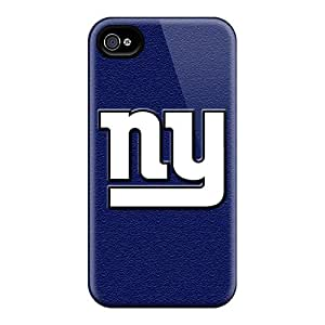 Hot Snap-on New York Giants Hard Cover Case/ Protective Case For Iphone 4/4s by Maris's Diary