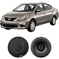 Fits Nissan Versa 2007-2013 Rear Door Factory Replacement Harmony HA-R65 Speakers New