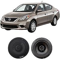 Fits Nissan Versa 2007-2013 Rear Door Factory Replacement Harmony HA-R65 Speakers New