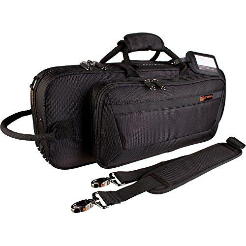 Protec Trumpet Contoured PRO PAC Case, Black, Model -