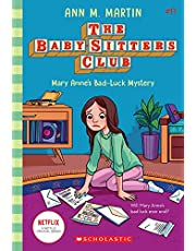Mary Anne's Bad Luck Mystery (the Baby-Sitters Club #17), 17