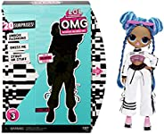 L.O.L. Surprise! O.M.G. Chillax Fashion Doll with 20 Surprises